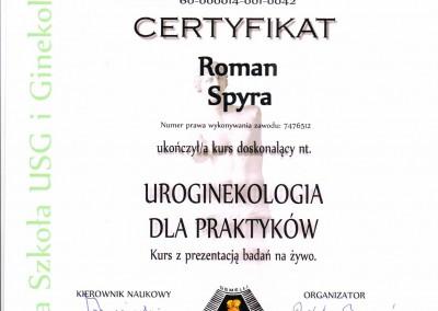 uroginekologia dla praktyków
